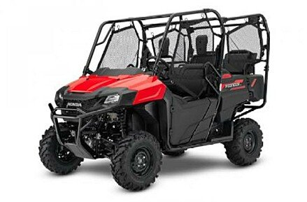 2017 Honda Pioneer 700 for sale 200502258