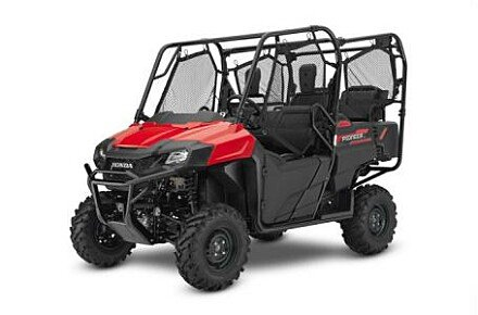 2017 Honda Pioneer 700 for sale 200611589