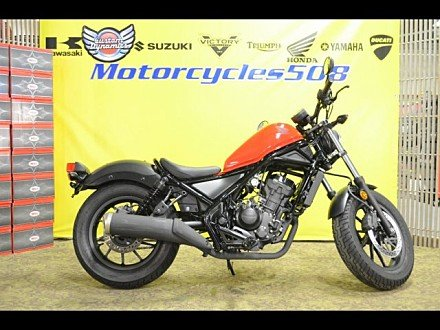 2017 Honda Rebel 300 for sale 200574732