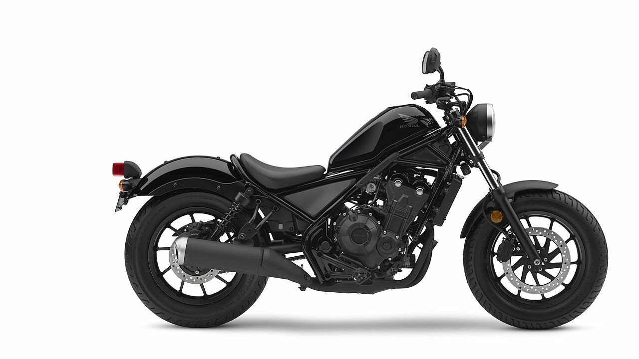 2017 Honda Rebel 500 for sale 200418980