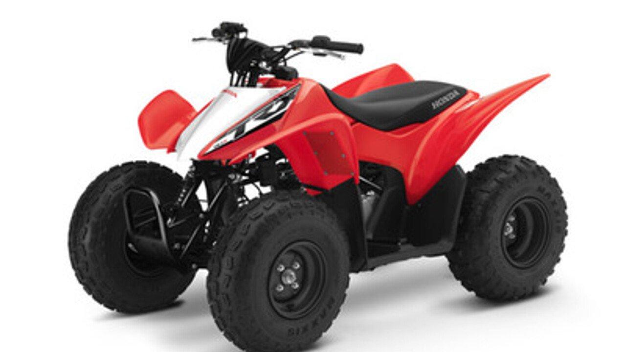 2017 Honda TRX90X for sale 200432485