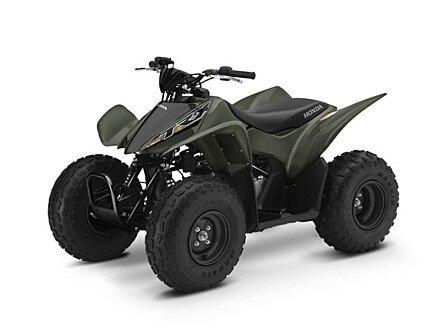 2017 Honda TRX90X for sale 200613507