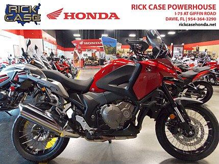 2017 Honda VFR1200X DCT for sale 200613487