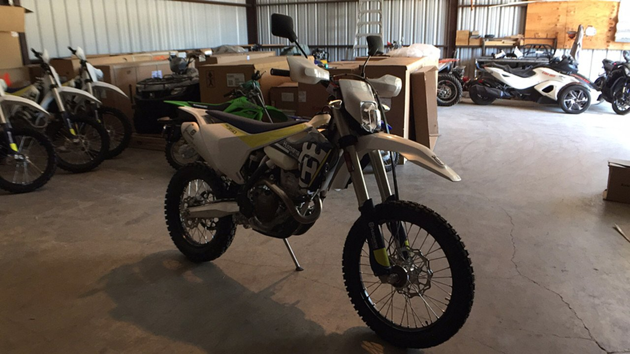 2017 Husqvarna FE350 for sale 200415327