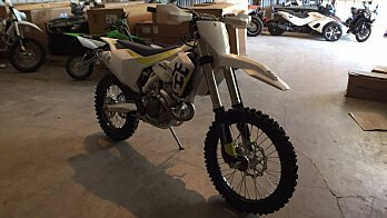 2017 Husqvarna FX350 for sale 200437533