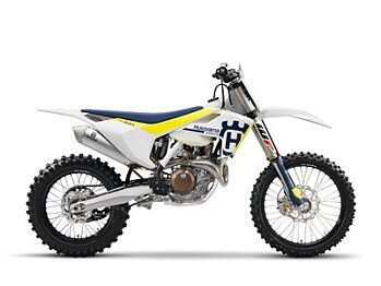 2017 Husqvarna FX450 for sale 200449407