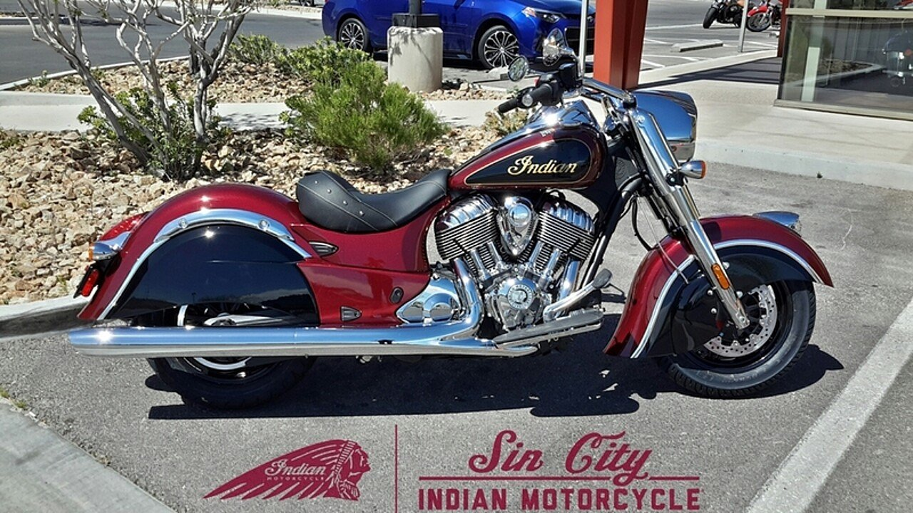 2017 Indian Chief for sale 200524960