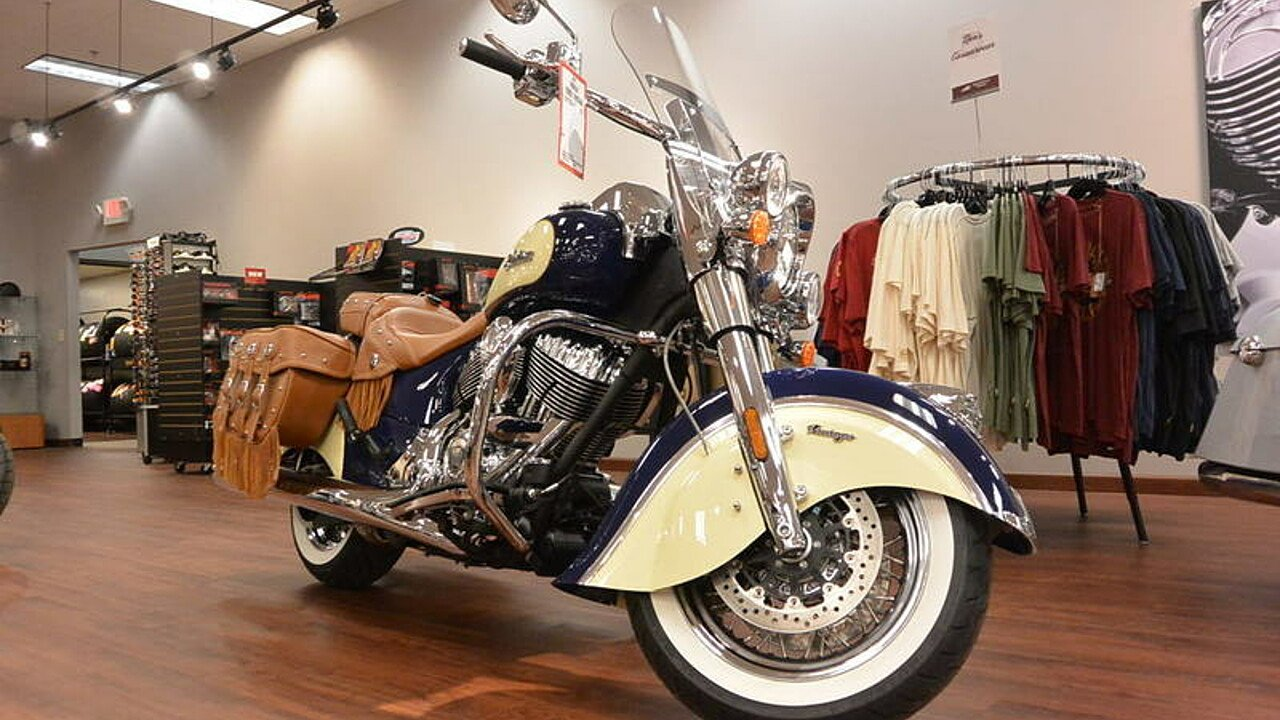2017 Indian Chief for sale 200526359