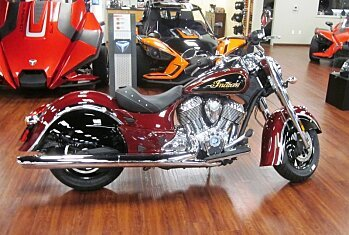 2017 Indian Chief Classic for sale 200568930