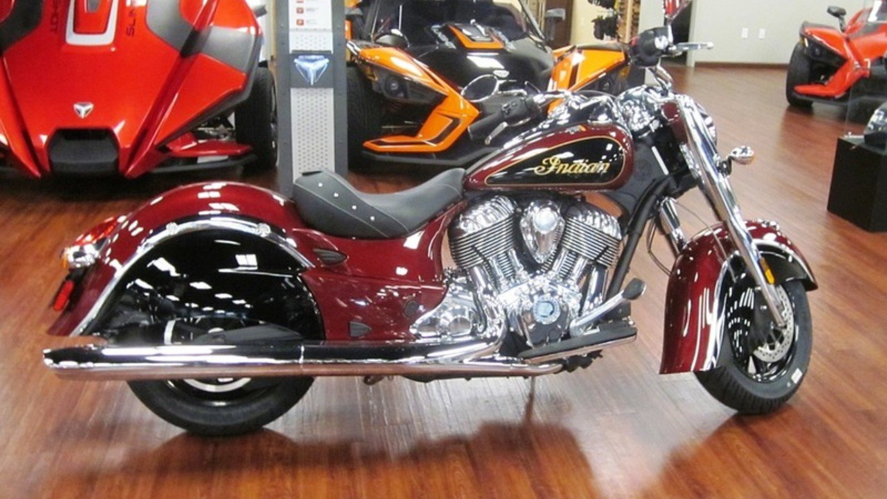 2017 Indian Chief Classic for sale 200568938
