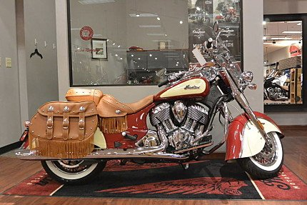 2017 Indian Chief for sale 200451409