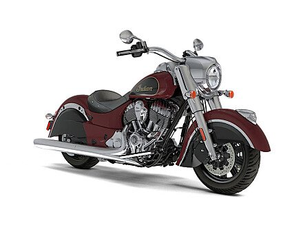 2017 Indian Chief for sale 200511062