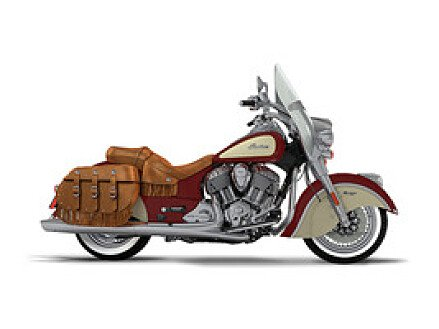 2017 Indian Chief for sale 200559267