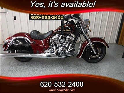 2017 Indian Chief Classic for sale 200611912