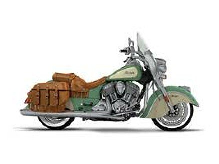 2017 Indian Chief for sale 200629190