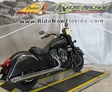 2017 Indian Chief Dark Horse for sale 200648082