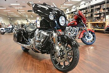 2017 Indian Chieftain Limited w/ 19 Inch Wheels & ABS for sale 200472928