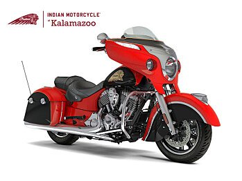 2017 Indian Chieftain for sale 200511135