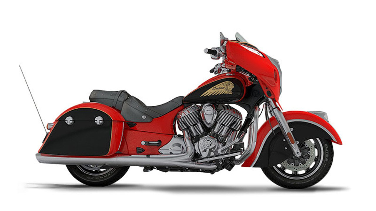 2017 Indian Chieftain for sale 200516276