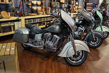 2017 Indian Chieftain for sale 200607266