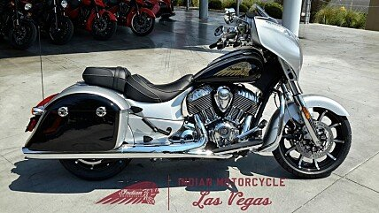 2017 Indian Chieftain Limited w/ 19 Inch Wheels & ABS for sale 200497288