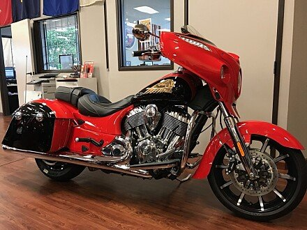 2017 Indian Chieftain Limited w/ 19 Inch Wheels & ABS for sale 200498829