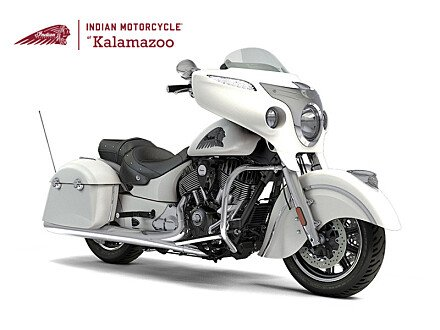 2017 Indian Chieftain for sale 200511134
