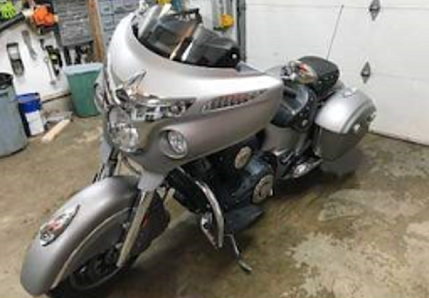 2017 Indian Chieftain for sale 200605550