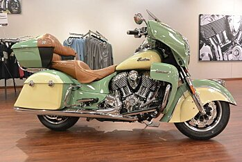 2017 Indian Roadmaster for sale 200410251