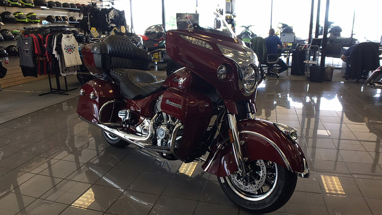 2017 Indian Roadmaster for sale 200421910