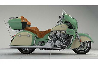 2017 Indian Roadmaster for sale 200419279