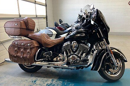 2017 Indian Roadmaster Classic for sale 200581630