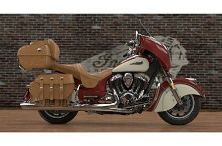 2017 Indian Roadmaster Classic for sale 200600154