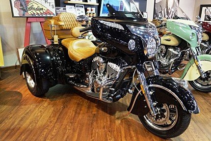 2017 Indian Roadmaster Classic for sale 200607373