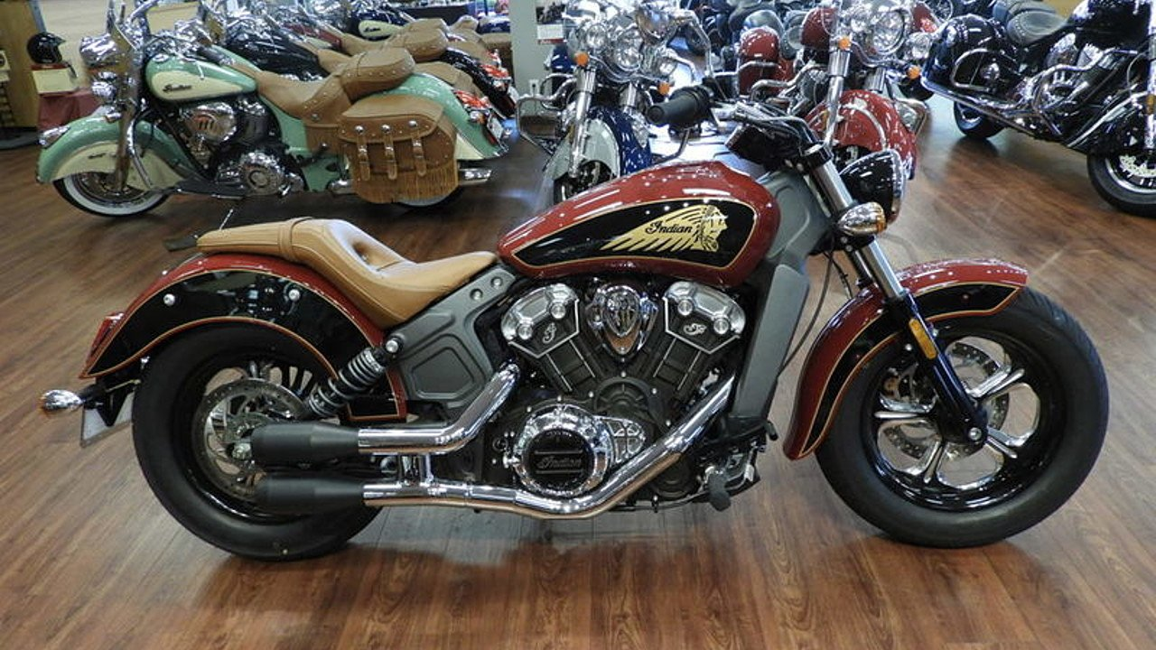 2017 Indian Scout ABS for sale 200421229