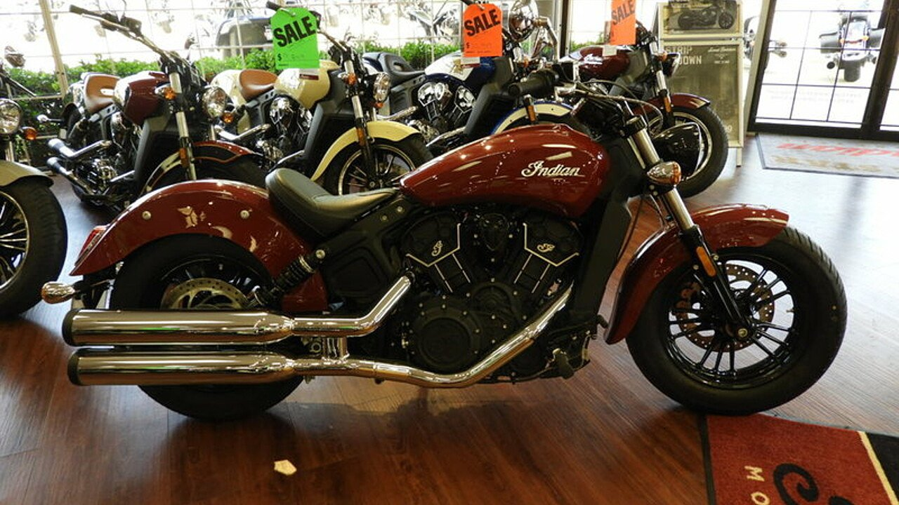 2017 Indian Scout Sixty ABS for sale 200438036