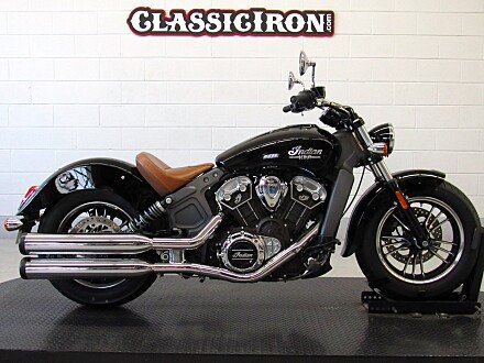 2017 Indian Scout for sale 200579035