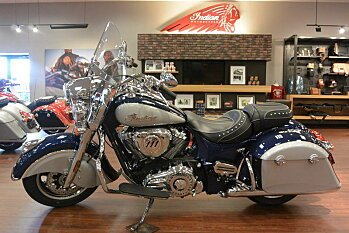 2017 Indian Springfield for sale 200472932