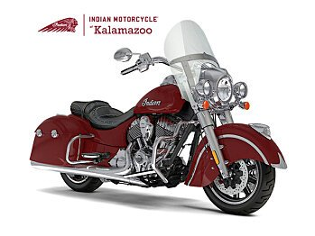 2017 Indian Springfield for sale 200511132