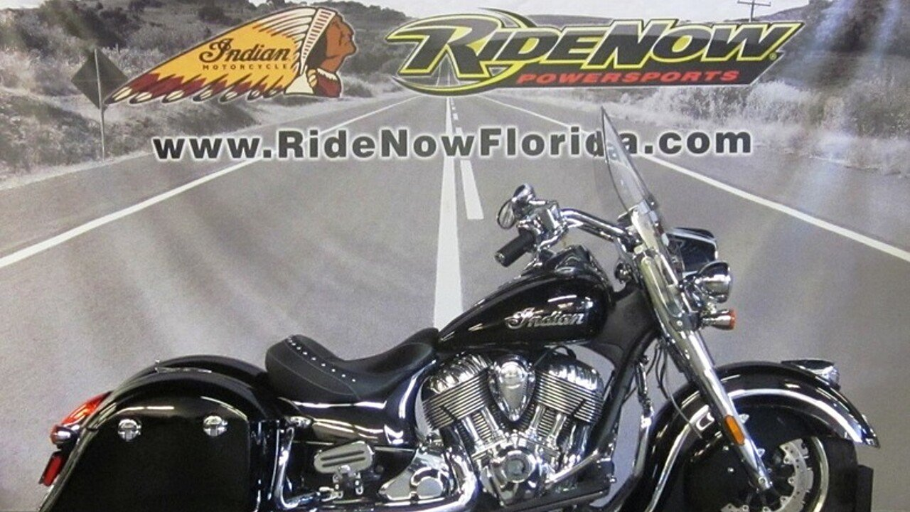 2017 Indian Springfield for sale 200580778