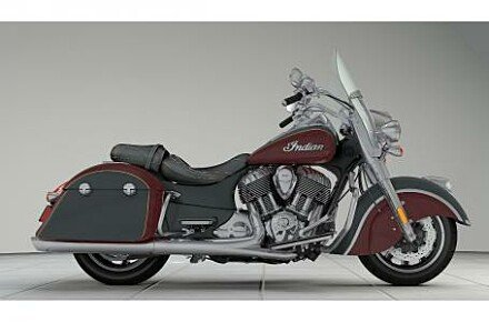 2017 Indian Springfield for sale 200473277