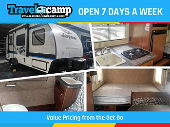 2017 JAYCO Hummingbird for sale 300150811