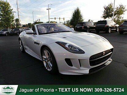 2017 Jaguar F-TYPE S Convertible AWD for sale 100778724