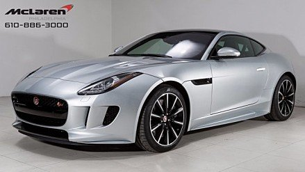 2017 Jaguar F-TYPE S Coupe AWD for sale 100924451