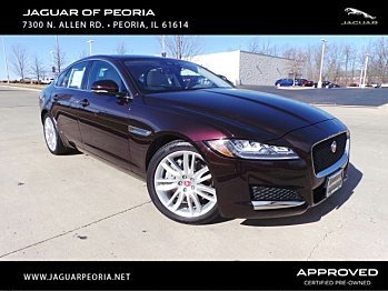 2017 Jaguar XF Prestige AWD for sale 100900436