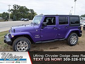 2017 Jeep Wrangler 4WD Unlimited Sahara for sale 100905471