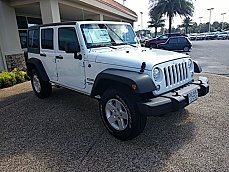 2017 Jeep Wrangler 4WD Unlimited Sport for sale 100914290