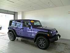2017 Jeep Wrangler 4WD Unlimited Sport for sale 100960504