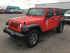 2017 Jeep Wrangler 4WD Unlimited Rubicon for sale 100962074