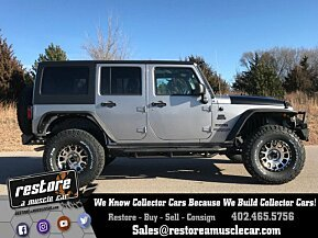 2017 Jeep Wrangler 4WD Unlimited Sport for sale 100985786